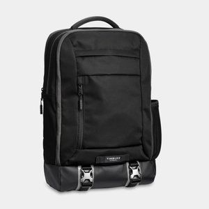 Timbuk2 Authority Laptop Backpack Deluxe Black